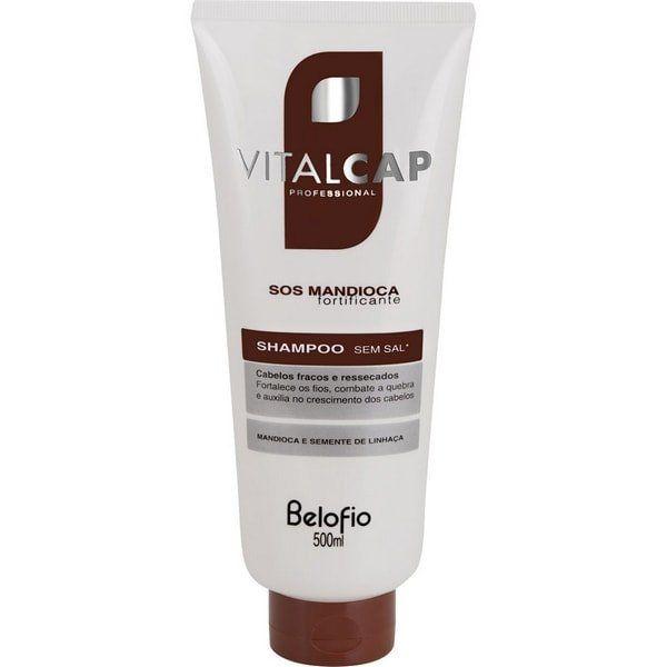 Shampoo SOS Mandioca VITALCAP 500ml