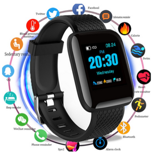 Smartwatch D13 Android, Notificações Bluetooth E Notificações