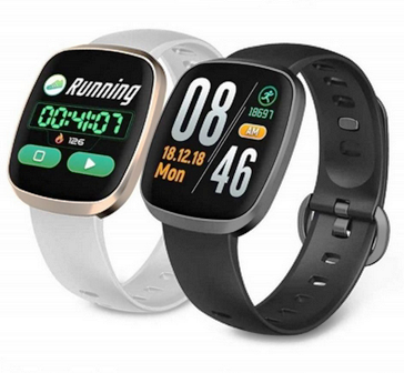 SmartWatch GT 103 Facebook Whats Instagram Dourado