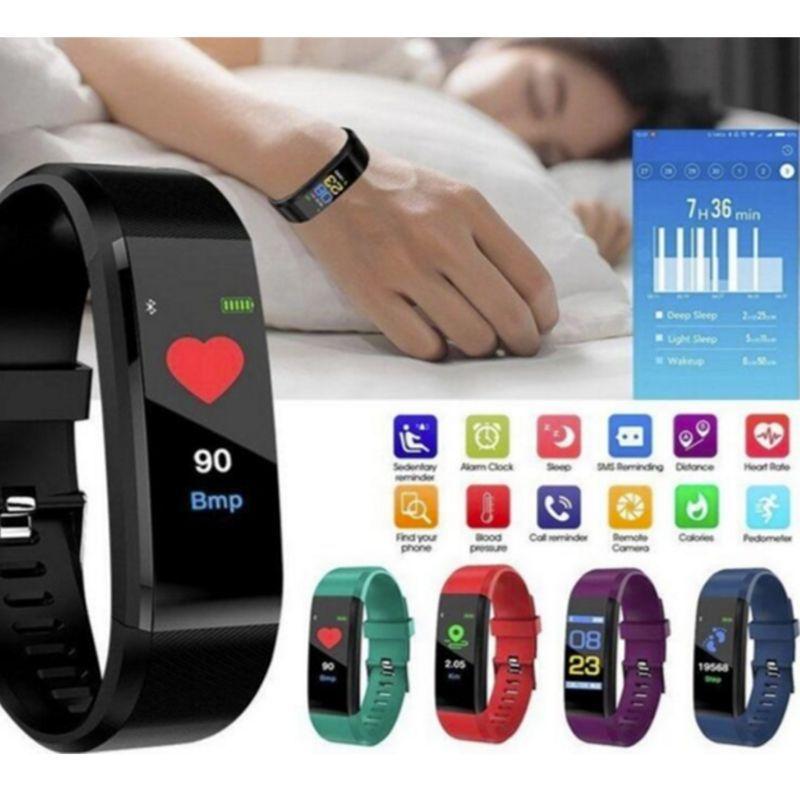 Smartwatch  M3 Plus Android e IOS Face e WhatsApp - Preto