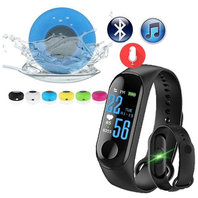 Smartwatch  Sports Z99 Android WhatsApp Face Bluetooth, Camera + Caixa Som Bluetooth