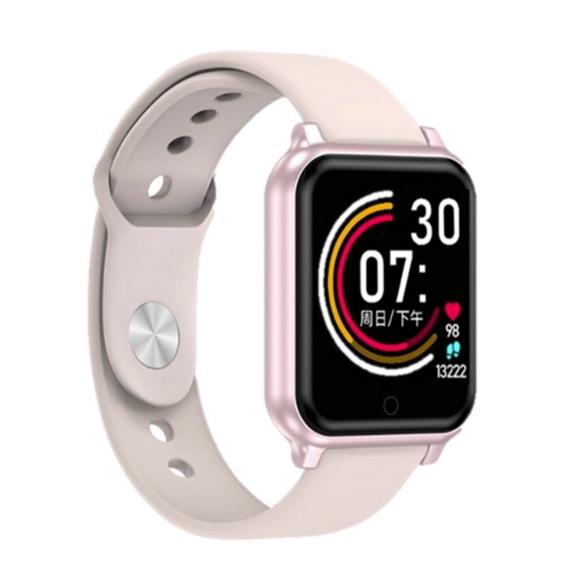 Smartwatch T70  WhattsApp Face  Bluetooth, Camera - Rosa