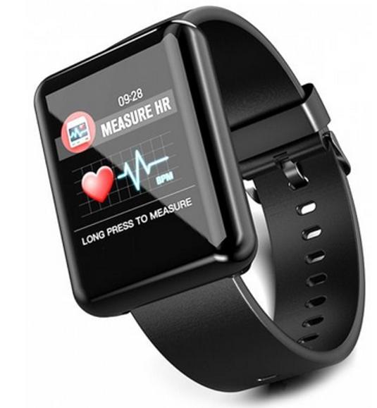 Sport Relógio DC10 Pulseira Smartwatch Android e IOS