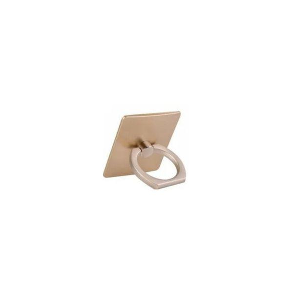 Suporte Anel Ring Dourado Com Suporte Hook Para Smartphone