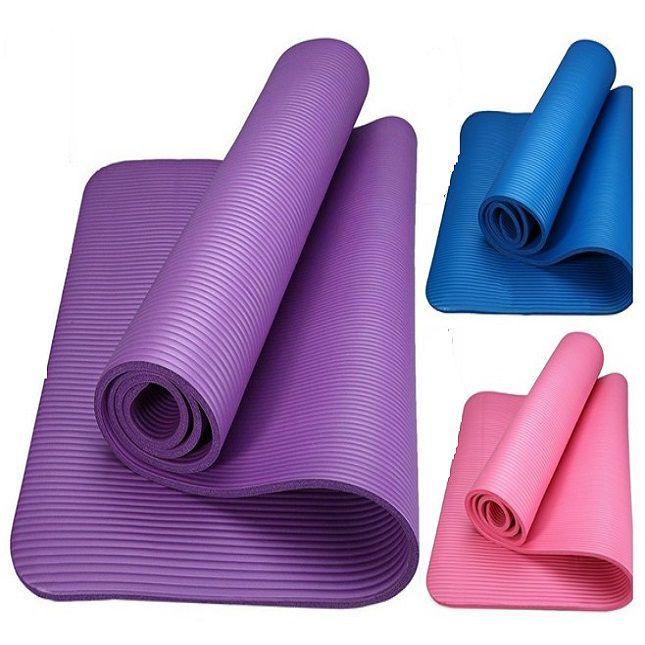 Tapete Colchonete de Ginástica Yoga Pilates
