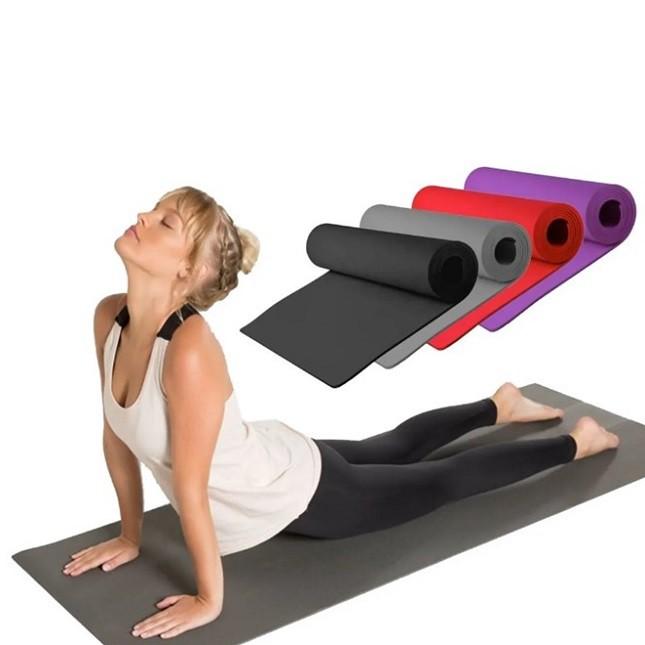 Tapete Colchonete  Yoga em Eva com Alça
