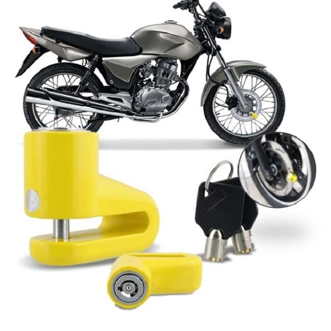 Trava De Freio A Disco De Segurança Universal De Moto Bike