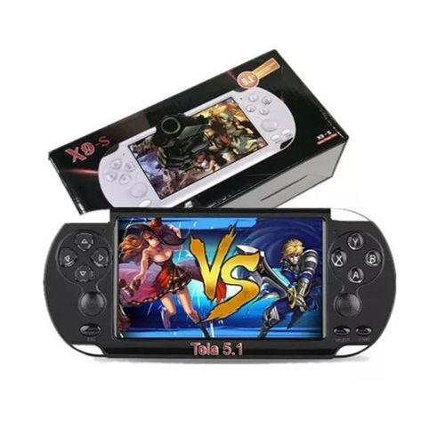 Vídeo Gamer Portátil jogos Nes Nintendo Sega Gba Lançamento