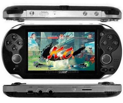 Video Gamer Portátil jogos Nes Nintendo Sega + MP4 com Fone Lançamento