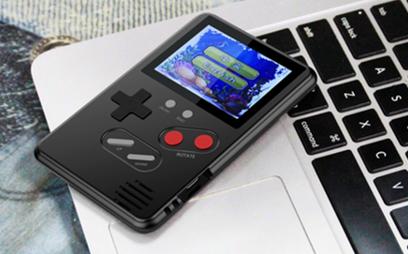 Vídeo Gamer Portátil Slim 500 jogos Nes Nintendo Sega Gba Lançamento