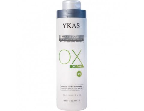 Ykas Água Oxigenada Blond OX 30 Vol. 900ml