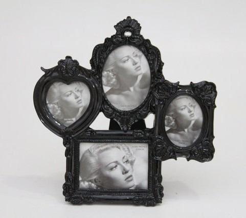 Porta Retrato Decorativo Em Poliresina - 3935