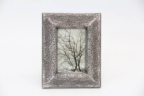 Porta Retrato Decorativo Em Poliresina - 3878