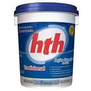 Cloro Granulado Tradicional 10 Kg - Hth
