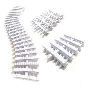 Grelha Plastica Flexível 20 Cm - Pooltec
