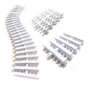 Grelha Plastica Flexível 10 Cm - Pooltec