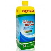 Algicida Choque - Elimina Algas  - Genco