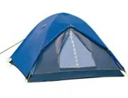 Barraca para camping NTK até 4 pessoas com 800 mm de coluna d'água fácil de armar Fox 3/4