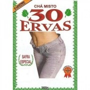 Chá Misto Emagrecedor 30 Ervas- kit com 5 Unidades