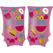 Bóia de Braço 30cm x 15cm rosa - Mor