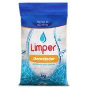 Decantador para piscina - LIMPER