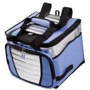 Ice Cooler 24 Litros/ Bolsa Térmica 1 Divisória Azul - Mor