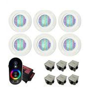 Kit Iluminação para Piscinas de até 48m²