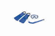 Kit de Mergulho Pacific azul - Nautika