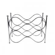 Porta Garrafa em Metal 25 x 27 Q1854