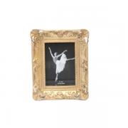Porta Retrato Decorativo Em Poliresina - 3884
