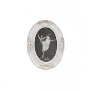 Porta Retrato Decorativo Em Poliresina - 3976