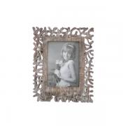 Porta Retrato Decorativo Em Poliresina - 3993