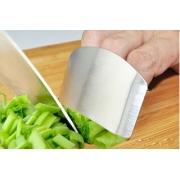 Protetor De Dedo Ajustável Escudo Mãos Corte De Legumes Em Aço Inox - Prana