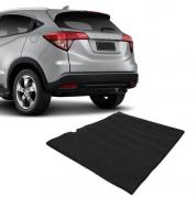 Tapete Protetor de Porta mala de Carro Honda HV - V Compras  ano 2013 A 2018 em EVA 8mm Preto