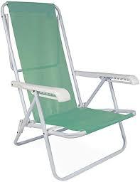 1 Mesinha +1 Cadeira 8 Posições Anis +1 Guarda Sol Verde