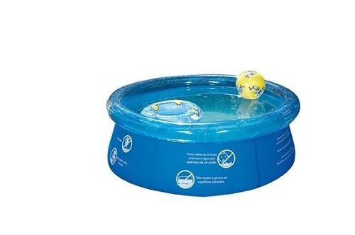 Piscina Splash Fun Ø1,65m X 55cm - 1000l