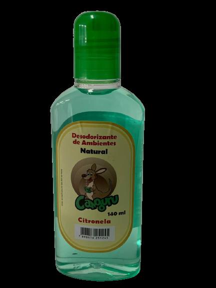 2 Aromatizante Desodorizador de Ambiente - Citronela e Talco Baby