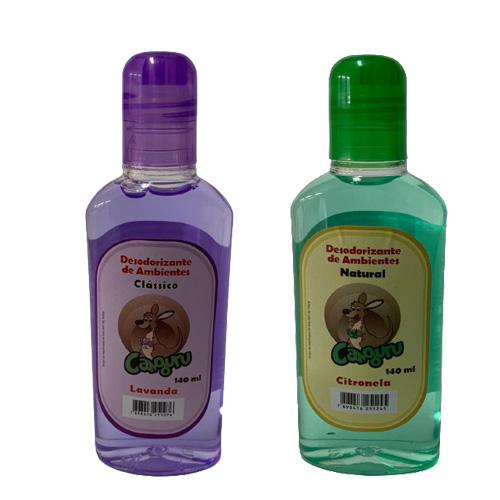 2 Aromatizante Desodorizador de Ambiente - Lavanda e Citronela