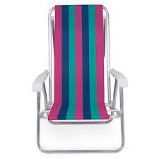2 Cadeira Rosa + 1 Cadeira Verde 8 Posições + 1 Mesinha - Mor