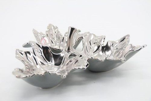 Objeto Decorativo Em Cerâmica 37x20