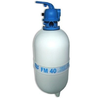 Conjunto Filtro Fm40 + M/bomba Bm-50 1/2cv S/areia Sodramar