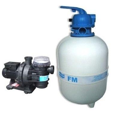 Conjunto Filtro Fm36 + M/bomba Bm-33 1/3cv S/areia Sodramar