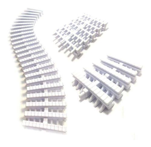 Grelha Plastica Flexível 15 Cm - Pooltec