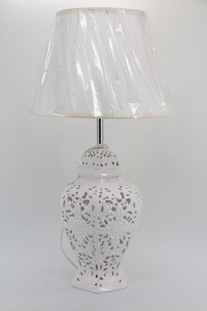 Abajur Decorativo em Vidro 54 x 18 - E1315