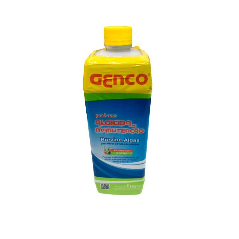 Algicida Manutenção - Previne Algas  - Genco