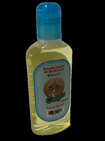 Aromatizante Desodorizador de Ambiente Clássico Talco Baby - Santiago