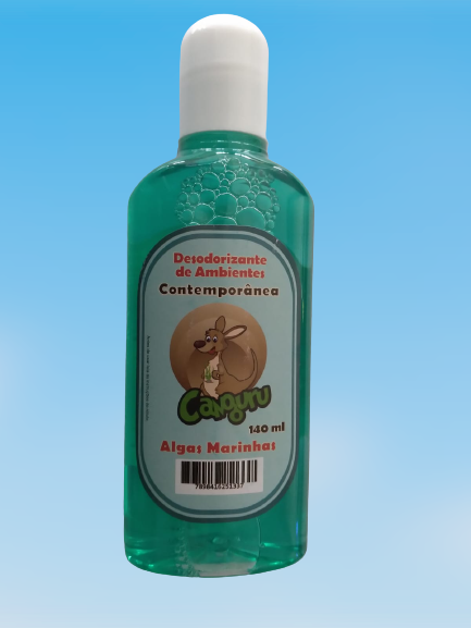 Aromatizante Desodorizador de Ambiente 140 ML- Algas Marinhas