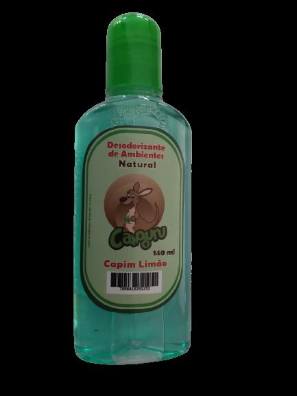 Aromatizante Desodorizador de Ambiente 140 ML- Capim Limão