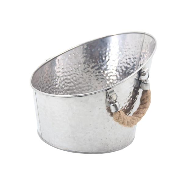 Balde de Gelo Champanheira de Metal 17F106  25X33