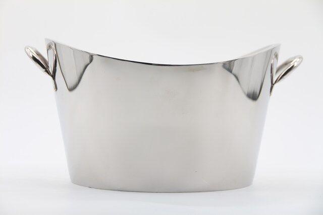 Balde de Gelo em Alumínio  35 x 35  - Q1383